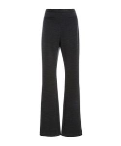 Rosetta Getty | Slim Vent Back Wool Trouser