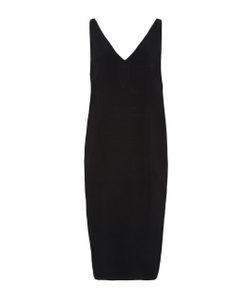 Protagonist   V-Neck Cocoon Dress