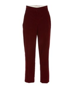 Brock Collection | Teddy Cropped Corduroy Trouser