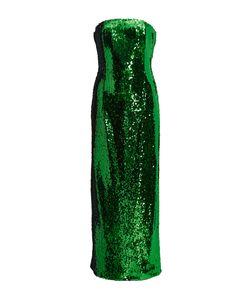 Sally Lapointe | Sequin Strapless Column Dress