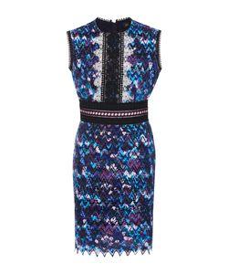 Saloni   Trudi Sleeveless Mini Dress