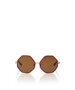 Rosie Assoulin | Large Octagon Sunglasses