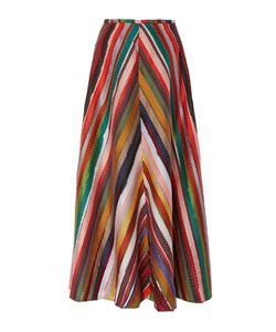 Rosie Assoulin | Melted Rainbows A Line Skirt