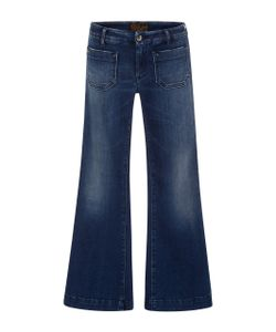 Seafarer | Penelope-Cropped-Flare-Jeans