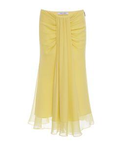 Prabal Gurung | Sari Silk Skirt