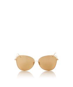 Linda Farrow | Polarized Lens Sunglasses