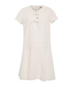 Cacharel | Lace Neck Mini Dress