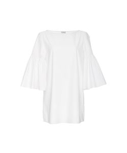 Suno   Cotton Bell Sleeved Tunic