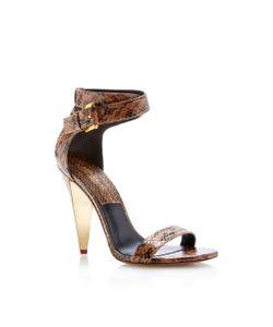 Michael Kors Collection   Niki Snake Sandal