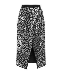 Michael Kors Collection   Embroide Scissor Skirt