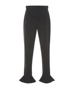 Vilshenko | Lily Flare Cuff Trousers