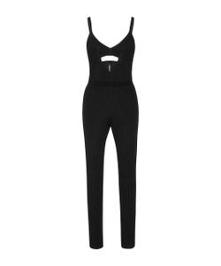 Cushnie Et Ochs | Sonya Sleeveless Cutout Jumpsuit