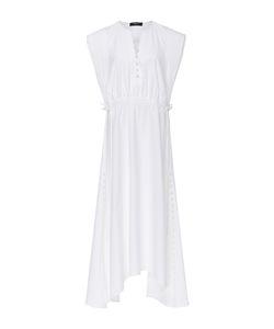 Derek Lam | Drawstring Waist Dress