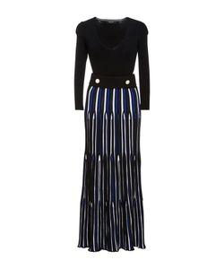 Derek Lam | Belted Long Sleeve Dress