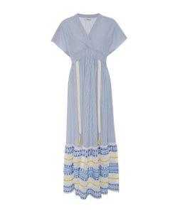 Lemlem   Mwali Ruffle Hem Dress
