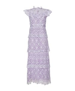 Giamba | Tie Lace Sleeveless Dress
