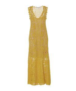 Spencer Vladimir | Crochet Lemonade Midi Dress