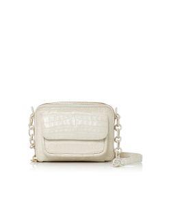 Nancy Gonzalez | Crocodile Shoulder Bag