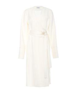 Protagonist   Belted Wrap Dress