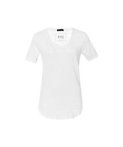 ATM | Stretch Modal V-Neck T-Shirt