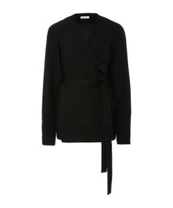 Protagonist   Belted Wrap Shirt