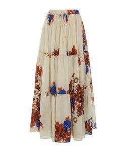 Yvonne S | Drawstring Maxi Skirt