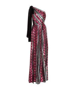 Monique Lhuillier | One-Shoulder Gown