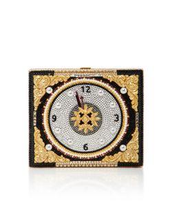 Judith Leiber Couture | Big Ben Cigar Box Clutch