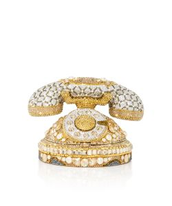 Judith Leiber Couture | Rotary Phone Clutch