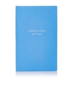 Smythson | Panama Notebook Make A Note Of That