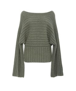 Rosetta Getty | Ribbed Blouson Pullover