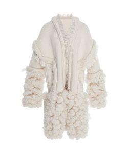 Prabal Gurung | Chunky Oversized Wool Cardigan