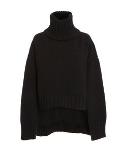 Sally Lapointe | Cashmere Wool Turtleneck Pullover