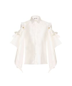 Alexis Mabille | Bow Tie Blouse