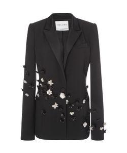 Prabal Gurung | Long Sleeve Jacket With Embellished Appliques