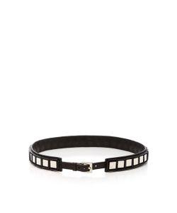 Tomasini | Embellished Leather Belt