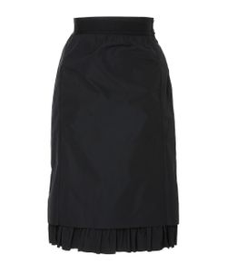 Brock Collection | Selin Pleated Hem Pencil Skirt