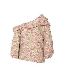 Hellessy | Flora Twisted Drape Blouse