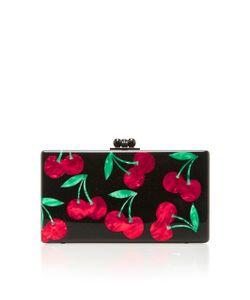 Edie Parker | Mo Exclusive Obsidian Cherries Clutch