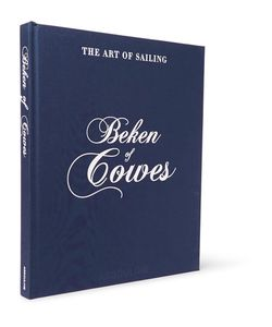 Assouline | Beken Of Cowes The Art Of Sailing Hardcover Book