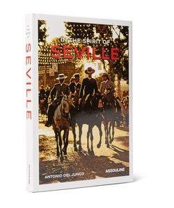 Assouline | In The Spirit Of Seville Hardcover Book