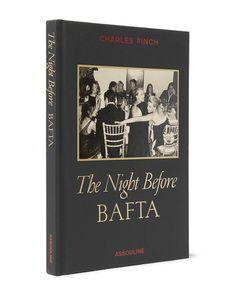 Assouline | The Night Before Bafta Hardcover Book