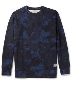 Casely-Hayford | Caely-Hayford Camouflage-Print Cotton-Jerey Weathirt