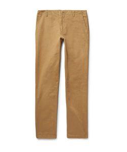Richard James | Cotton-Twill Trousers