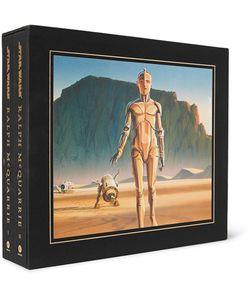 Abrams | Star Wars Art Ralph Mcquarrie Hardcover Book Set