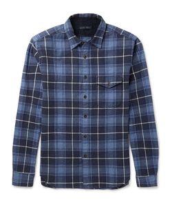 Alex Mill | Slim-Fit Plaid Brushed Cotton-Flannel Shirt