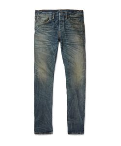 Rrl   Selvedge Denim Jeans