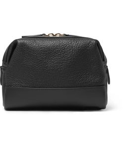 Globe-Trotter   Grained-Leather Wash Bag