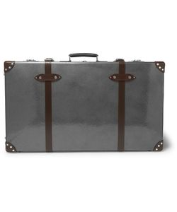 Globe-Trotter   33 Leather-Trimmed Trolley Case
