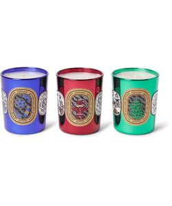Diptyque | Holiday Scented Candle Set 3 X 70g